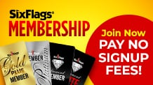 Membership signup offer