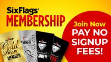 Membership signup offer