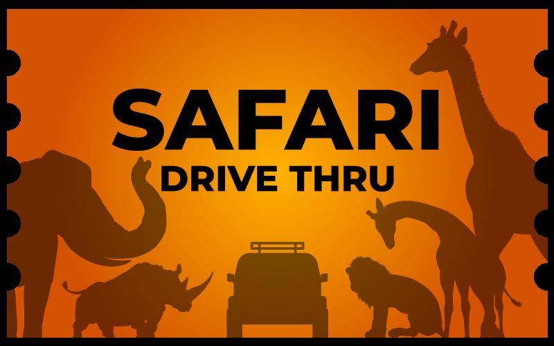 Safari-ticket