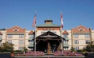 Six Flags Darien Lake Hotel