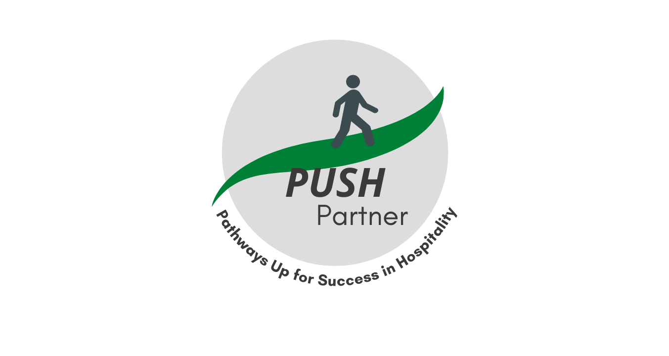 Push Partner Light Logo