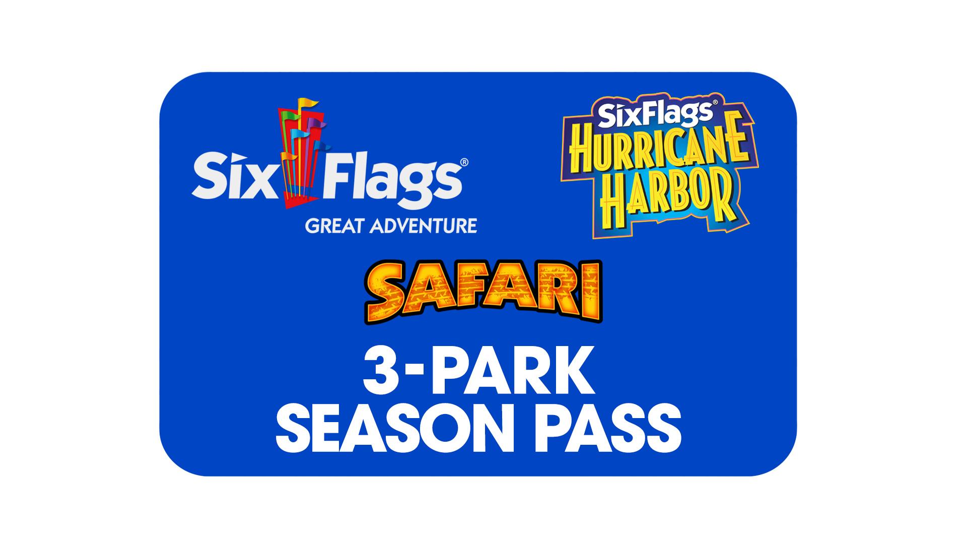 2021 three park pass