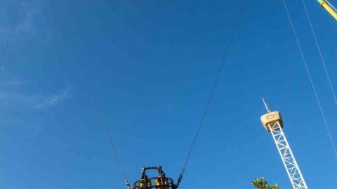 Slingshot at La Ronde